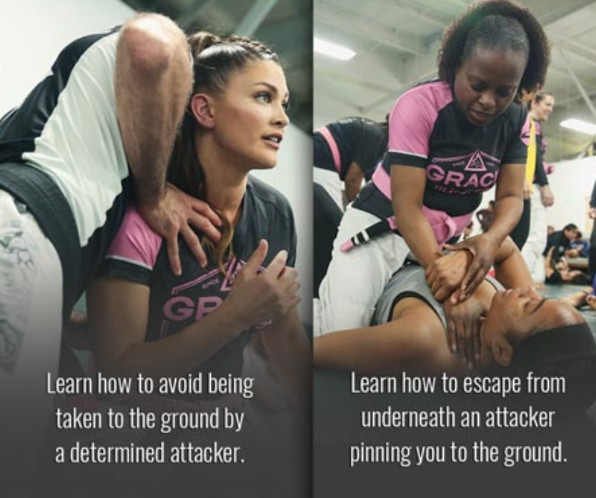 Women's Self Defense Kansas City